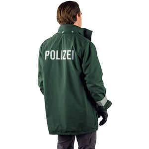 GORE-TEX® German Polizei Duty Parka with Scotchlite™ Reflectors