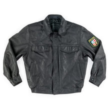 GERMAN POLIZEI SCOTCHLITE™ LEATHER JACKETS