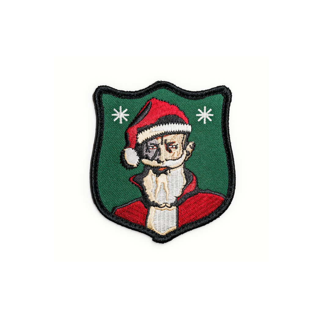 SANTA IVAN SALVATION ARMY CHARITY PATCH