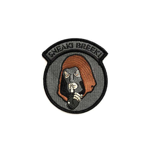Sneaki Breeki Patch