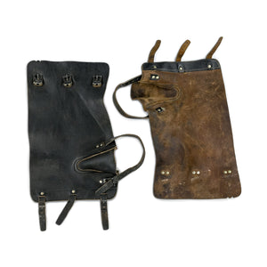 Swiss Leather Gaiter