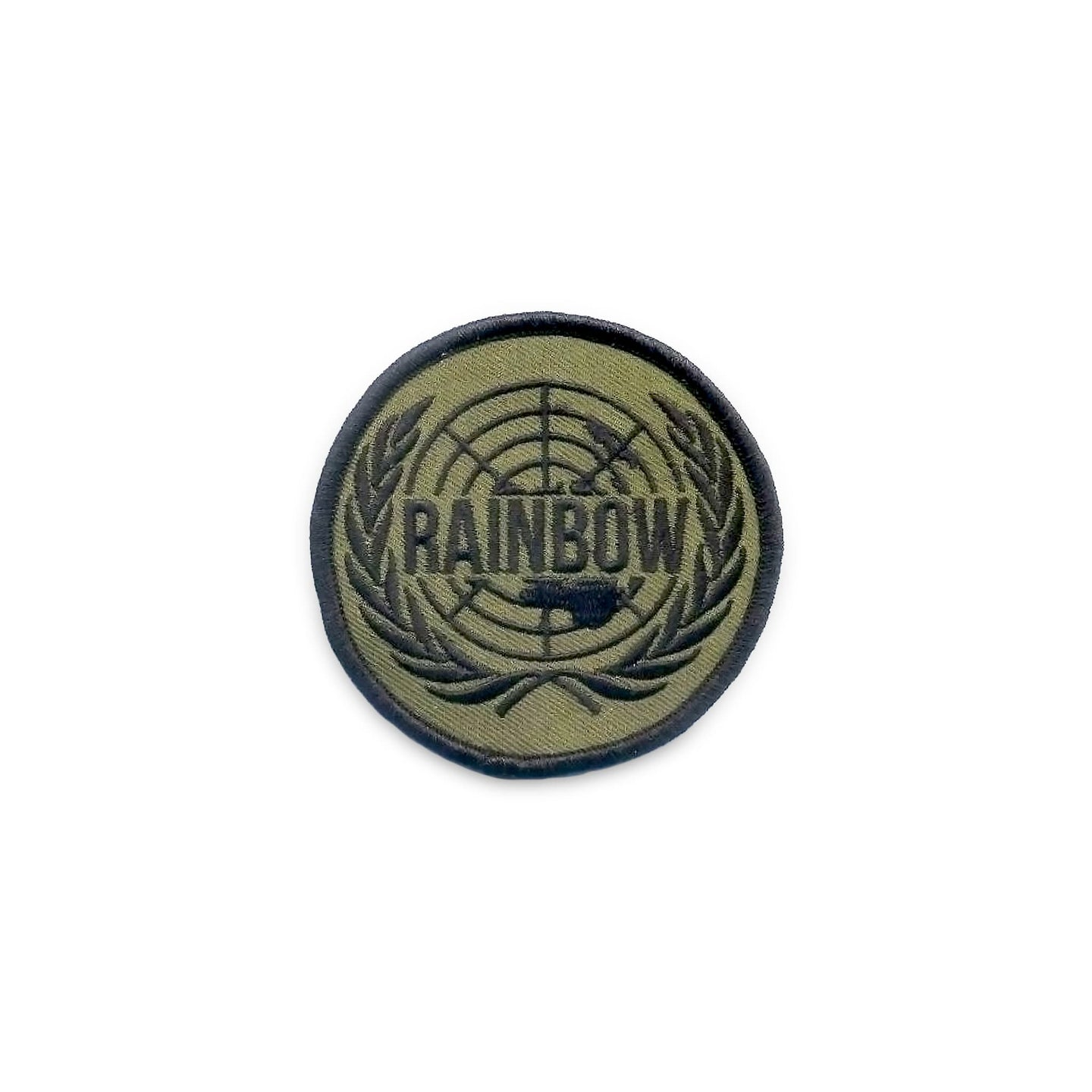 TEAM RAINBOW PATCH