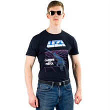 Uzi Carbine and Pistol T-Shirt