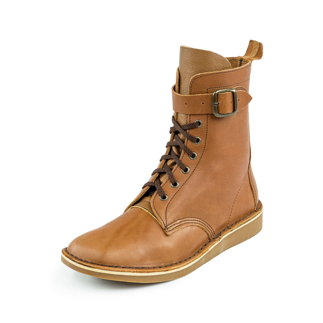 READY TO SHIP HALF COMBAT WAXI BOOTS