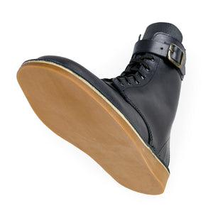 Waxi Boot, Black, Anti-Track Sole
