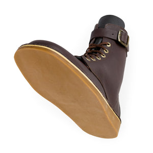 Waxi Boot, Dark Brown, Anti-Track Sole