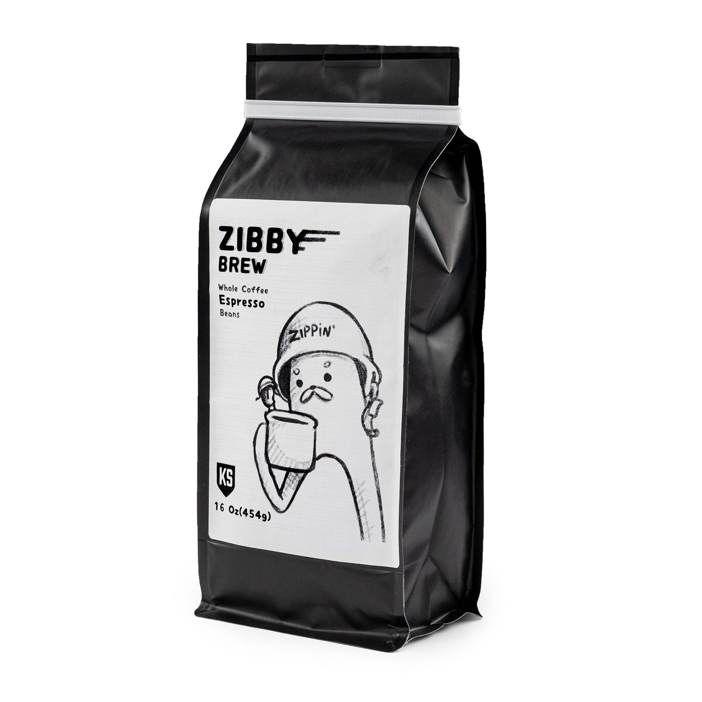 Ivan's Zibby Brew: Whole Coffee Beans