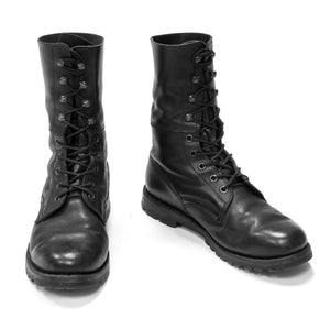 GREAT CONDITION AUSTRIAN PARATROOPER BOOTS