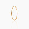 18mm Vermeil Endless Hoop
