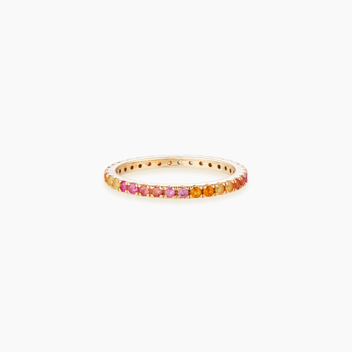 Warm Gradient Ring