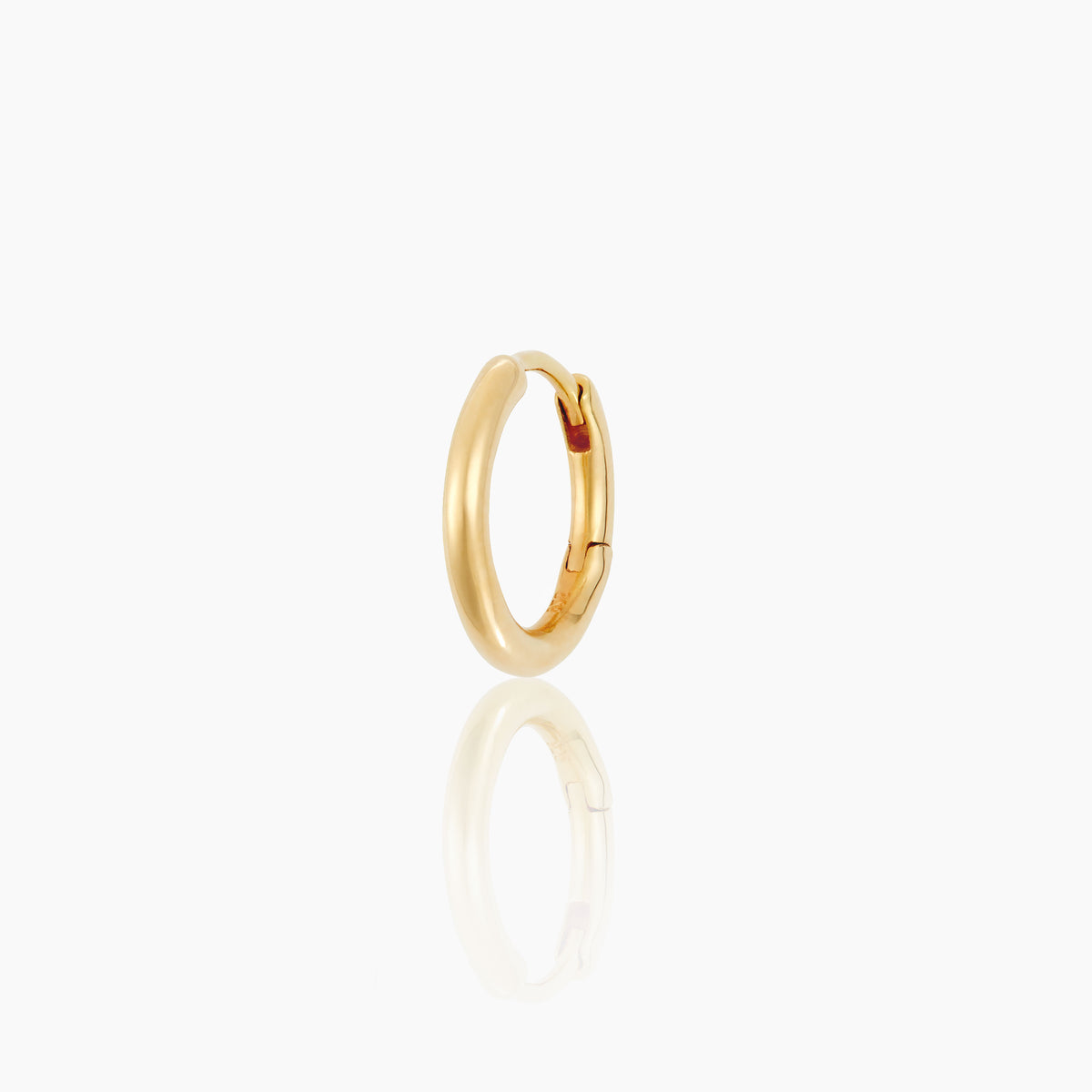 Mini Gold Essential Hoop