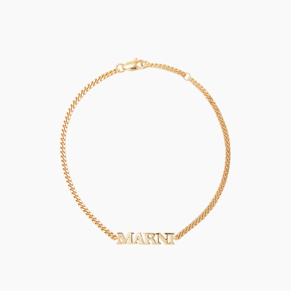 Personalised Name Bracelet (Vermeil)