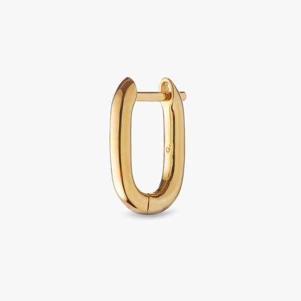 Alex Eagle X Otiumberg Small Gold Earring (Pre-order)