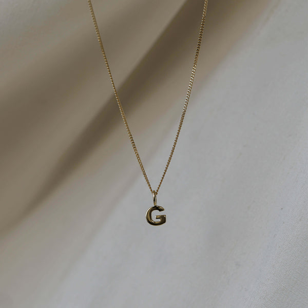 Solid Gold Curb Chain