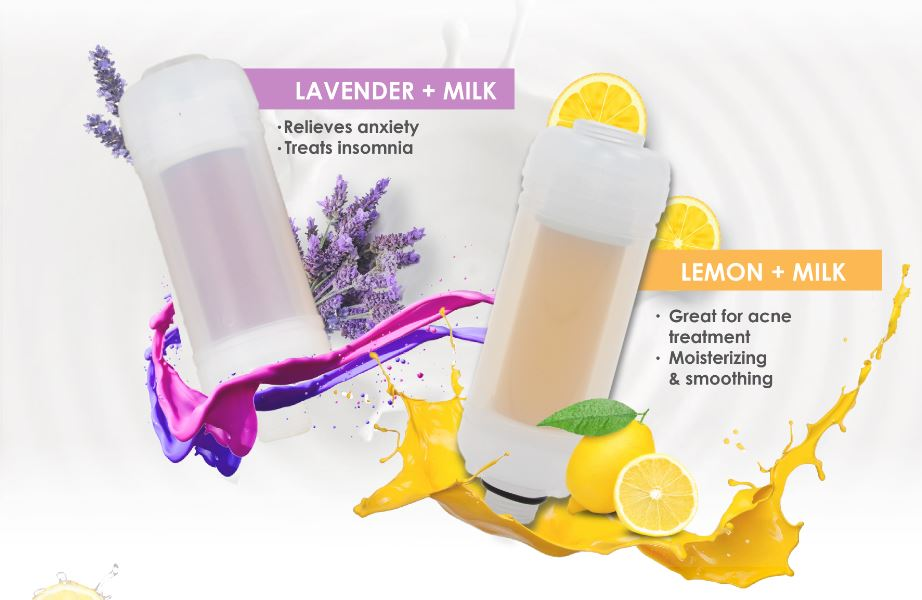 Lemon with Milk Benefits