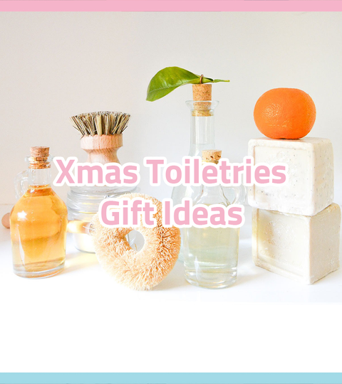 8 great toiletries Xmas gift ideas for you