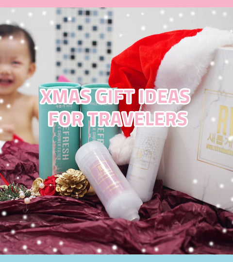 8 great Xmas gift ideas for your frequent traveler friend