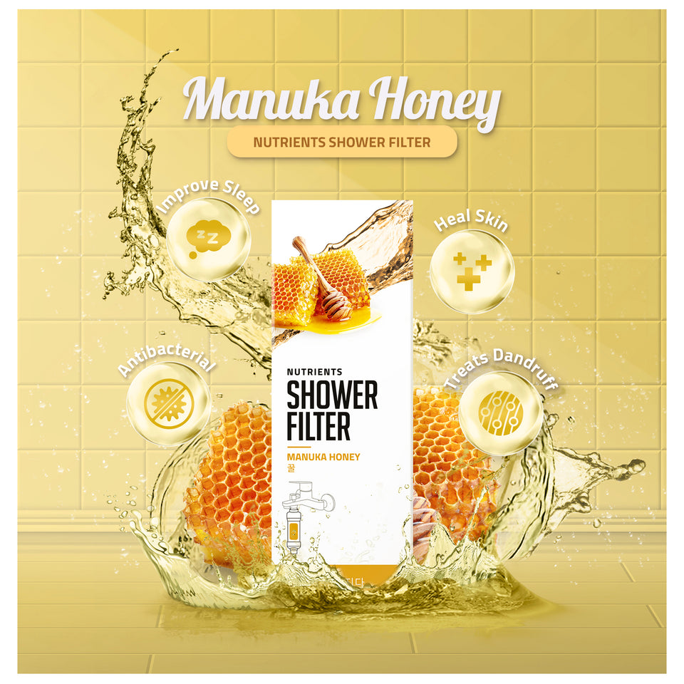 Manuka Honey Nutrients Shower Filter