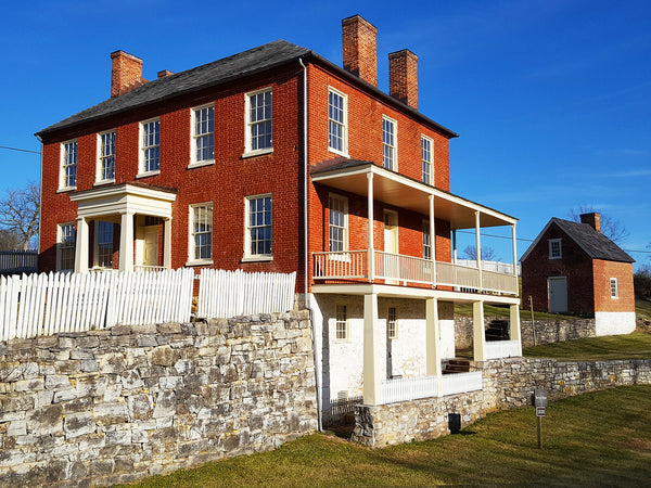 Antietam - Sherrick Farmhouse