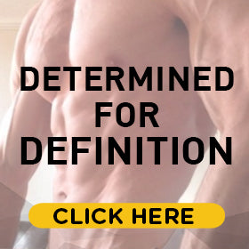 Determined for definition