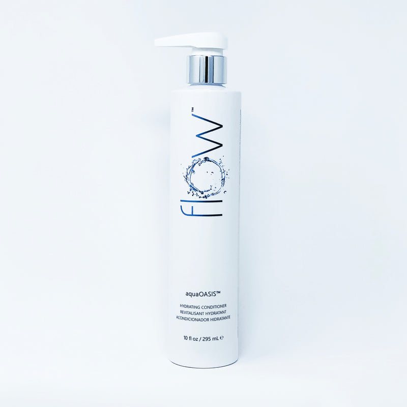aquaOASIS™ Hydrating Conditioner, 10 fl oz - Flow Haircare