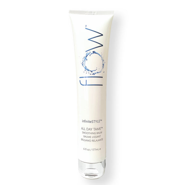 ALL DAY TAME Smoothing Balm, 6 fl oz - Flow Haircare