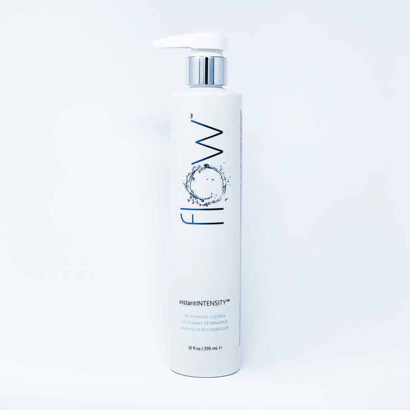 instantINTENSITY™ Restorative Cleanse, 10 fl oz - Flow Haircare