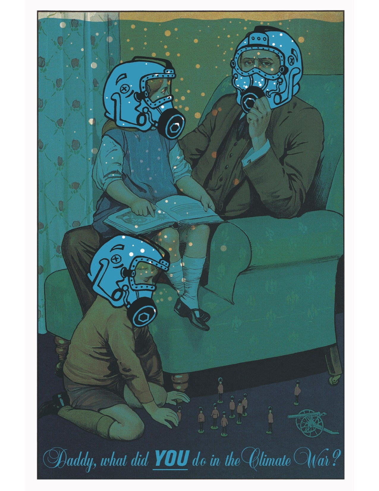 Daddy, What Did You Do in the Climate War? - Free High Res Download