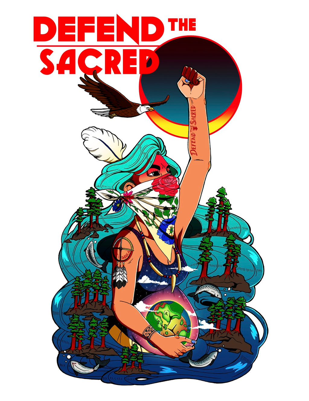 Defend the Sacred - Free High Res Download