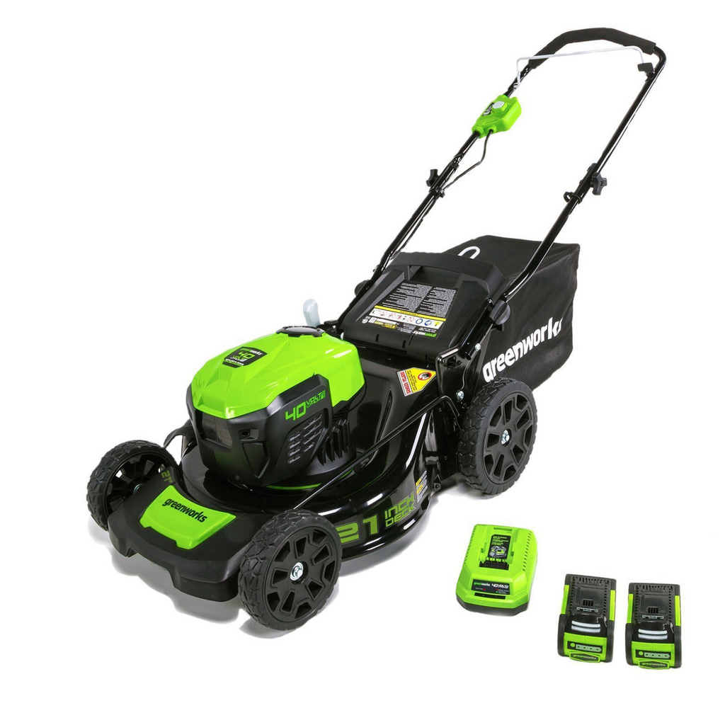 Electric Lawnmower - Cordless