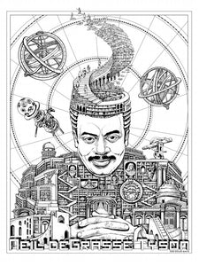 Climate Hero - Neil deGrasse Tyson - Free High Res Download