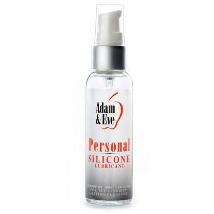 Adam And Eve Personal Silicone Lubricant - 2 oz.
