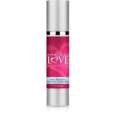 Endless Love Anal Relaxing  Silcione Lubricant - 1.7 Oz.