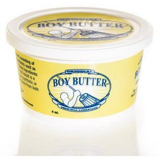 Boy Butter Original Personal Lubricant - 8 oz.
