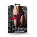 Temptasia - Lovelace Harness - Red