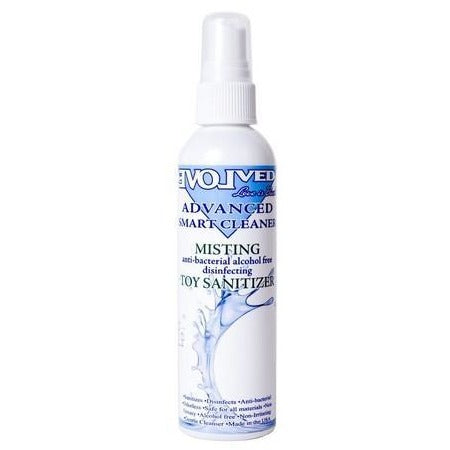 Advanced Smart Cleaner Misting Toy Sanitizer - 4 oz.