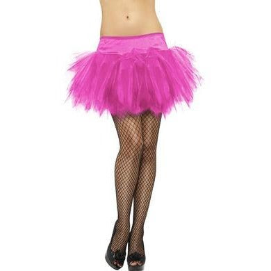 Tutu Frilly - Pink - One Size