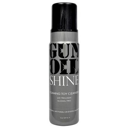 Gun Oil Shine Foaming Toy Cleanser - 8 oz.