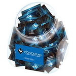 Id Extra Thin Condom Jar - 144 Pieces