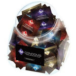 ID Assorted Condoms  Jar -  144 Pieces
