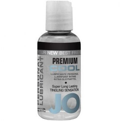 Jo Premium Silicone-Based Cooling Lubricant - 2 Fl. Oz. - 60 Ml