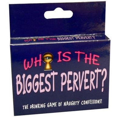 Who's The Biggest Pervert?