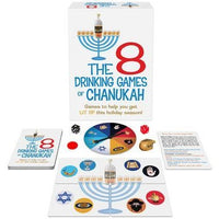 8 Drinking Games of Chanukah