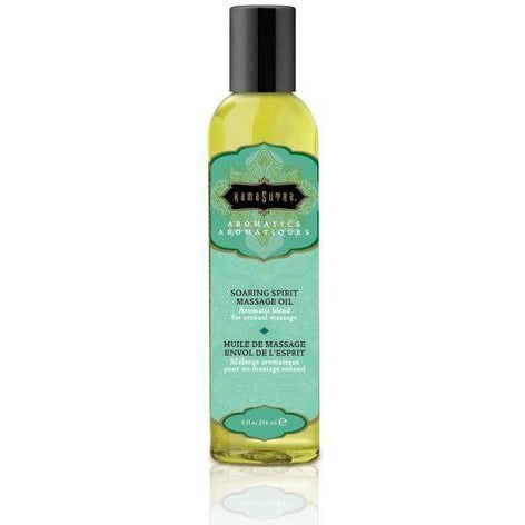 Soaring Sprit Aromatic Massage Oil - 8 oz.