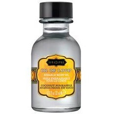 Oil of Love - Coconut Pineapple - 0.75 Fl. Oz. - 22 Ml