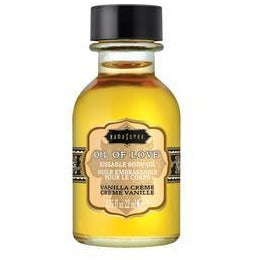 Oil of Love - Vanilla Creme - 0.75 Fl. Oz. - 22  Ml