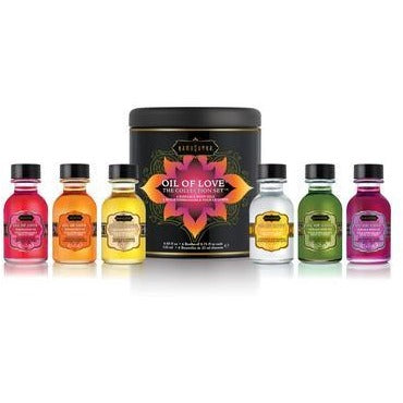 Oil of Love - the Collection Set  - 6 Flavors