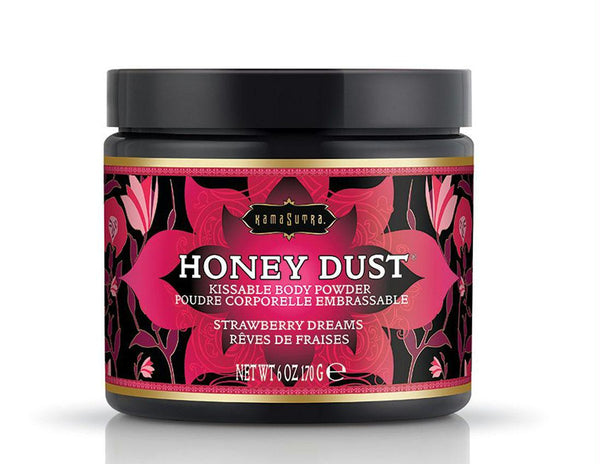 Honey Dust - Strawberry Dreams -  6 Oz - 170 G