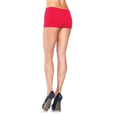 Seamless Boyshorts - Red