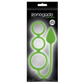 Renegade - 3 Ring Circus Small - Neon Green